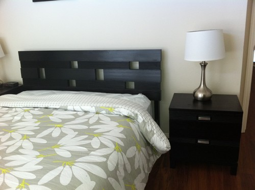 Need help decorating bedroom with echo fan floral bedding for Help decorating bedroom