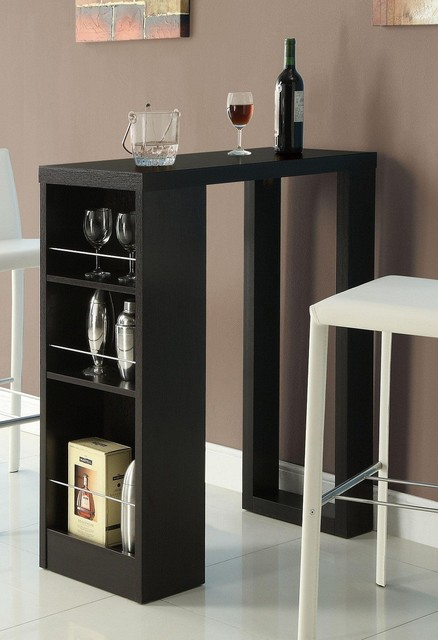 Small Bar Tables Modern Indoor Pub And Bistro Tables Other Metro By Adarn