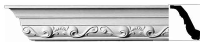 Cornice White Urethane Williamsburg - Cornice - Ornate | 11453 traditional-moulding