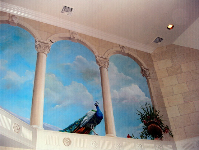 Murals traditional 
