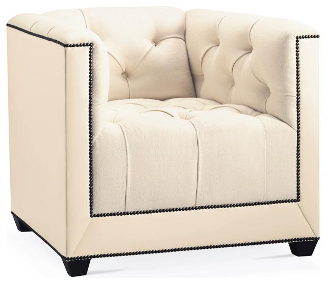 Paris Club Chair - Baker Furniture traditional-chairs