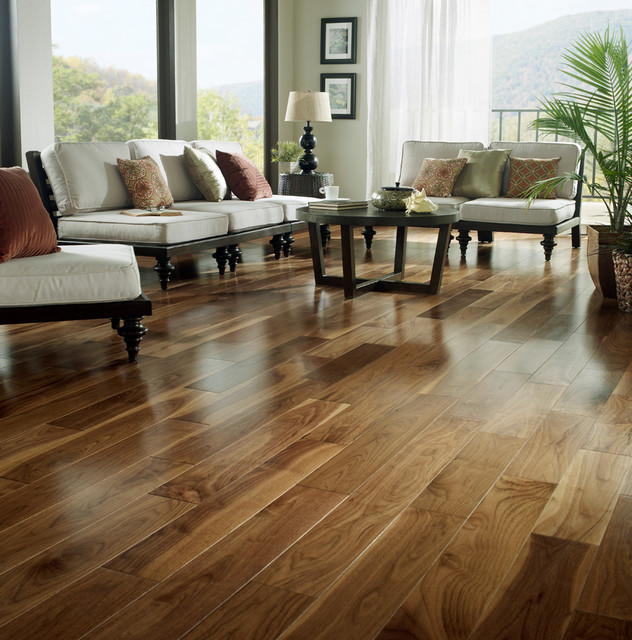 2012 homes traditional hardwood flooring other metro for Traditional flooring