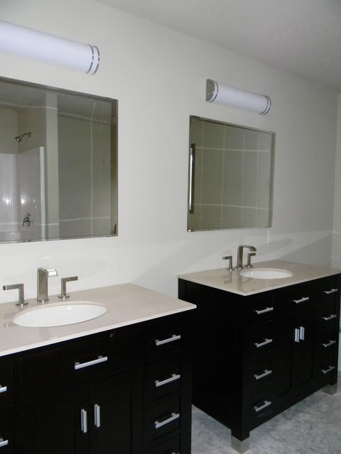 Bed, Bath, Laundry contemporary-bathroom