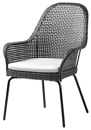 ammer u00d6 chair with pad scandinavian patio furniture and Scandinavian Designs Scandinavian Teak Furniture