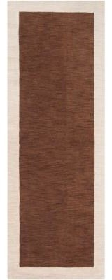 """Runner: Angelo:HOME Coffee Bean 2' 6"""" x 8' contemporary-rugs"""