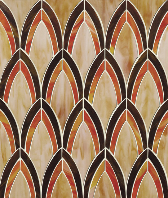 Murano Vena Glass Mosaics from Royal Stone & Tile contemporary-mosaic-tile