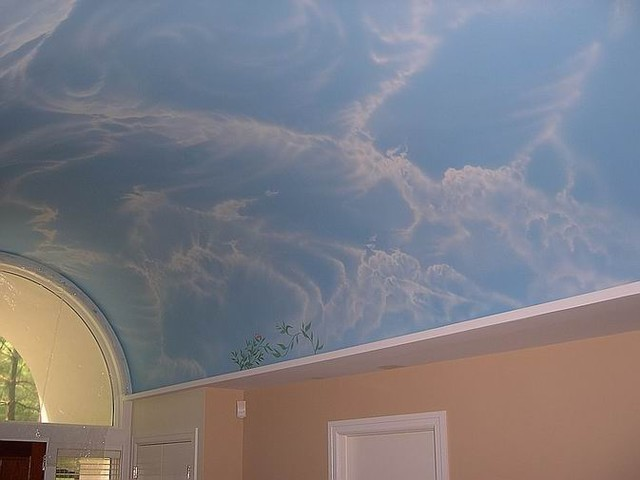 Sky Mural traditional-entry