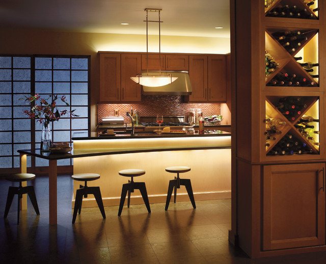Cabinet Lighting - Modern - Undercabinet Lighting - cleveland - by Kichler