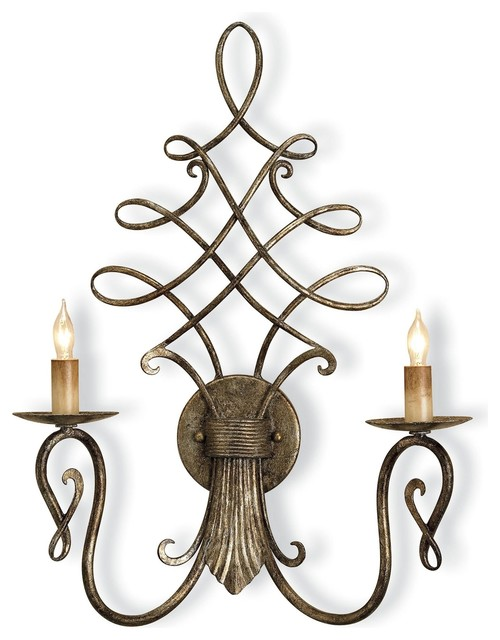 Regiment Wall Sconce contemporary-wall-lighting