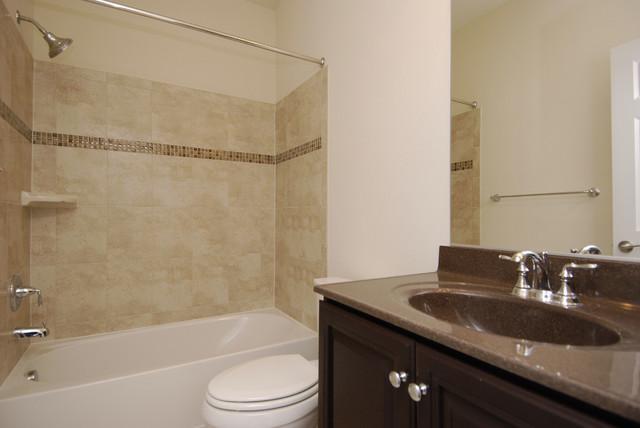 The Camden - Bath traditional-bathroom