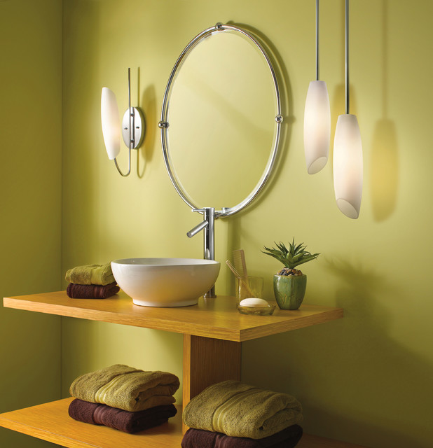 Decorative Lighting - Modern - Bathroom Vanity Lighting - cleveland - by Kichler