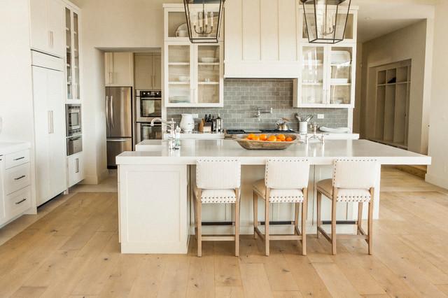 Lake House Modern Hardwood Flooring Austin By