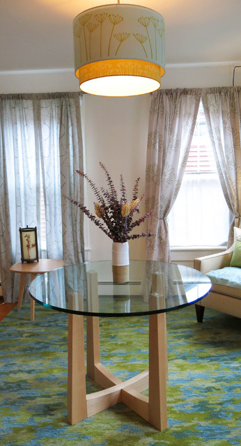 Centris Lily eclectic-dining-room