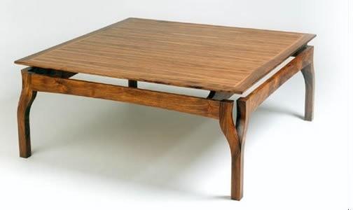 Fine Woodworking - Deer Leg Table furniture