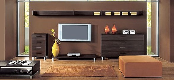 Wall Units - modern - media storage - miami - by Dayoris Custom ...