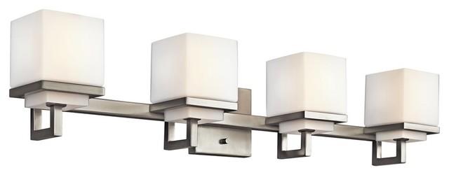 KICHLER Metro Park Modern / Contemporary Bathroom / Vanity Light X-IN04154 contemporary-ceiling-fans