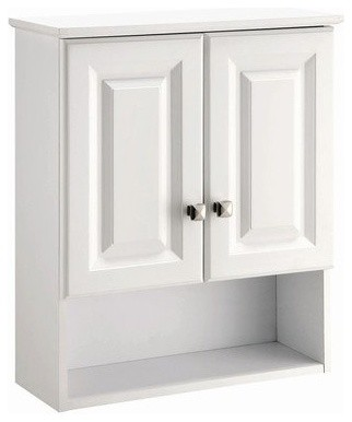 ... Doors and 1-Shelf - Modern - Medicine Cabinets - by BuilderDepot, Inc