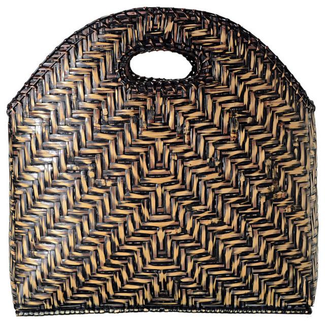 Baskets & Organizers tropical-media-storage