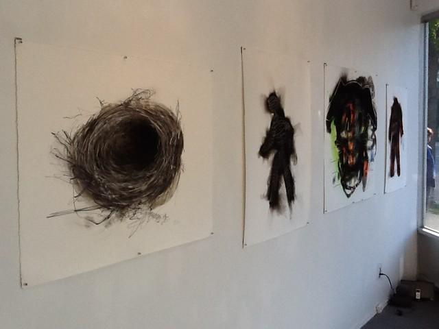 Contemporary art essay