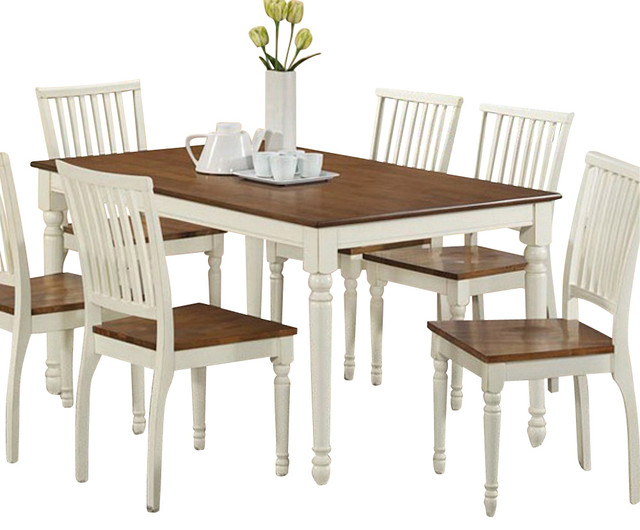 Monarch Specialties 1838 Rectangular Dining Table In