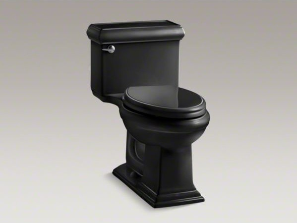 KOHLER Memoirs(R) Classic Comfort Height(R) one-piece elongated 1.28 gpf toilet contemporary-toilets