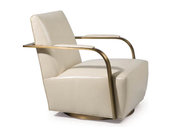 Thayer Coggin - Zac Swivel Chair from Thayer Coggin - Thayer Coggin Inc.