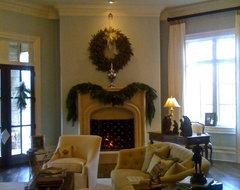 Atlanta Holiday House 2009 traditional