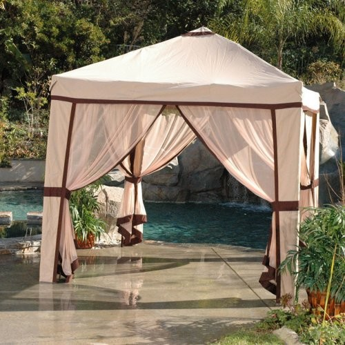 Outdoor  Outdoor Structures  Gazebos & Greenhouses  Gazebos