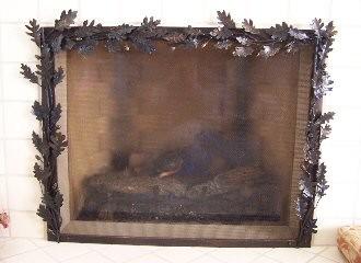 Fireplace doors contemporary-fireplaces