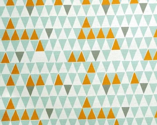Spira Jaffa Light Turquoise Swedish Fabric -