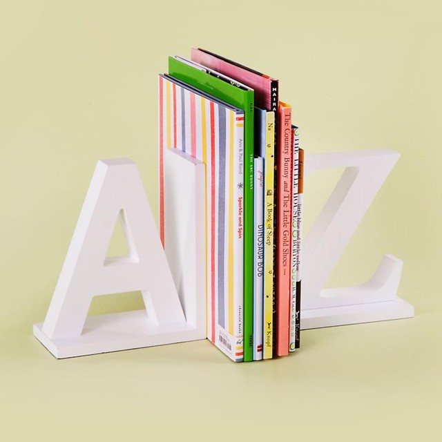 Won't You Come and Read With Me Bookends traditional-bookends