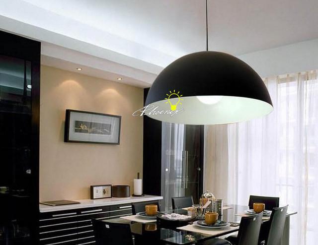 Modern Baking metal for Piano Pendant Lighting contemporary-pendant-lighting