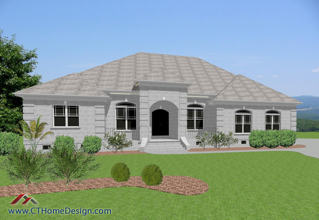 3D Modeling - Rendering contemporary-rendering