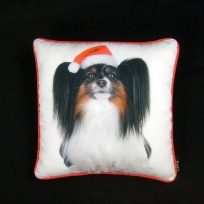 Holiday Papillon 16 x 16 Pillow By Lava modern-decorative-pillows
