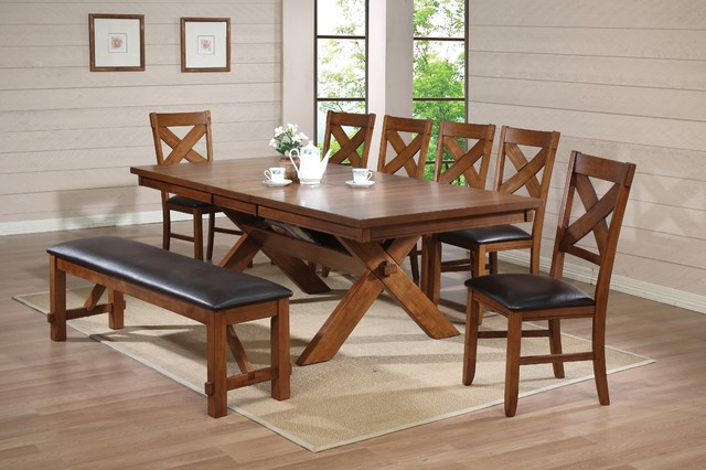 ACME Furniture Apollo Dining Room Collection transitional-furniture