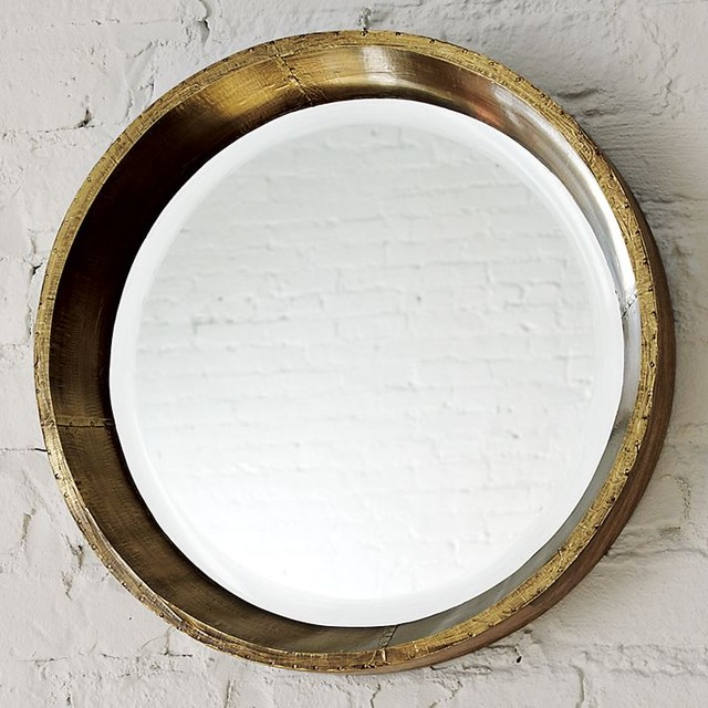 Portico Mirror traditional mirrors