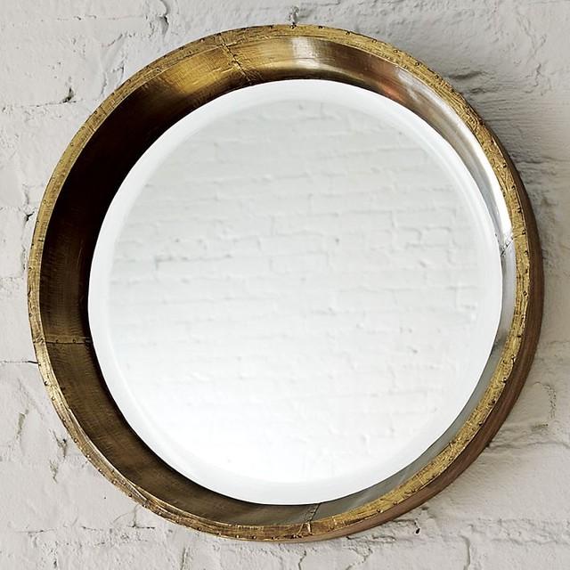 Portico Mirror traditional-wall-mirrors
