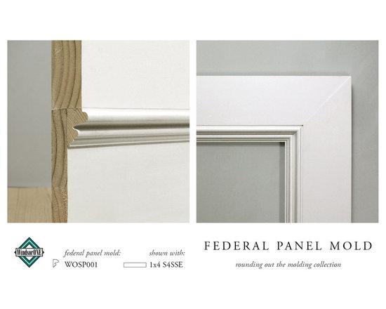 WindsorONE Federal Panel Molding -