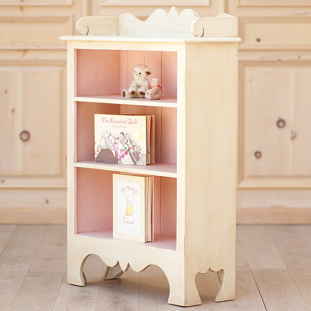 Harry's Bookcase by Bradshaw Kirchofer Handmade Furniture traditional-kids-bookcases