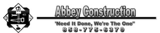 Abbey Construction Logo