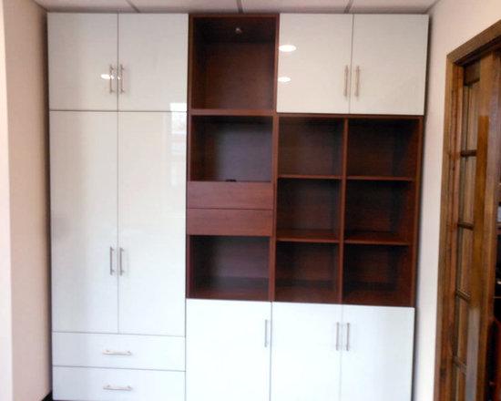 Custom Wardrobe / Bookcase -