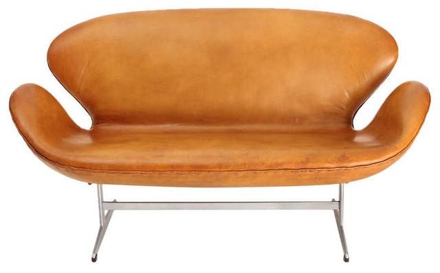 swan sofa by arne jacobsen for fritz hansen 1958 midcentury sofas new york by 1stdibs. Black Bedroom Furniture Sets. Home Design Ideas