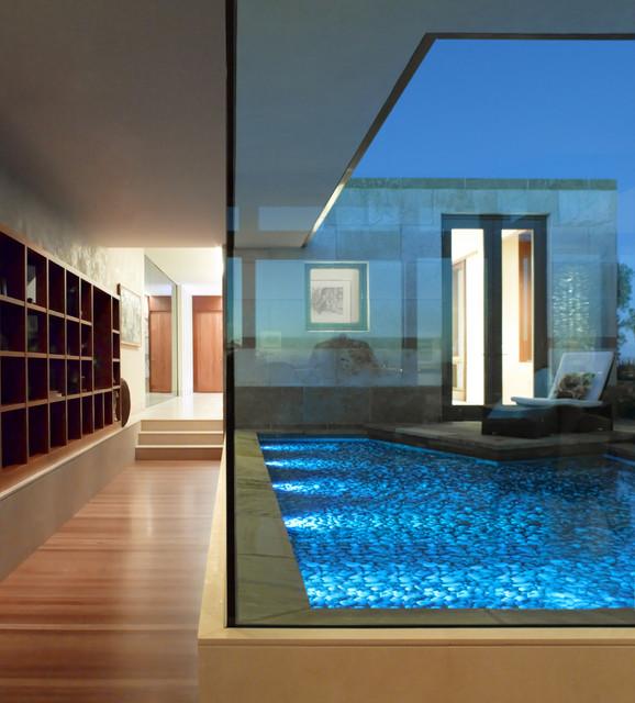 Tiburon Residence modern-pool