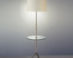 Jonathan Adler Meurice Table Floor Lamp in Floor Lamps contemporary floor lamps