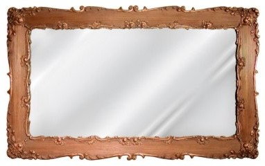 Hickory Manor House Decorative Rectangle Mirror modern-mirrors