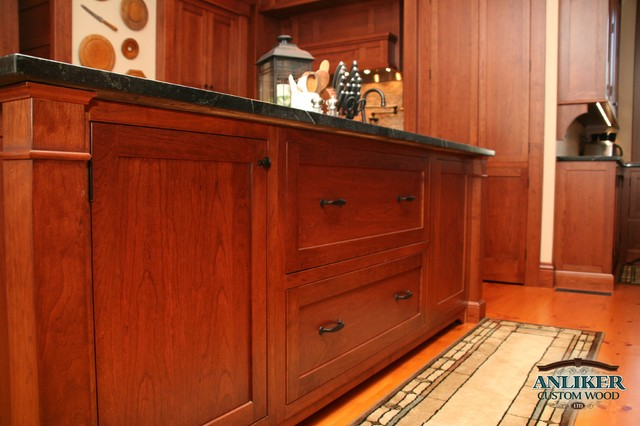 Kitchens - Traditional - other metro - by Anliker Custom ...