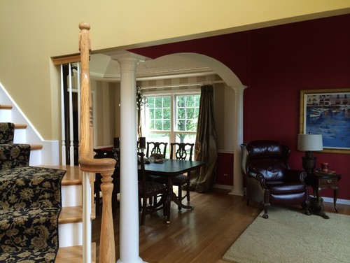Houzz Foyer Paint : Jeancannon august