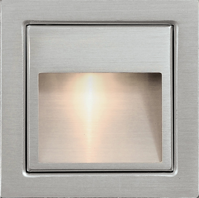 Step Master Wall Recessed by Edge Lighting - Contemporary - Recessed Shower Lighting - by Lightology
