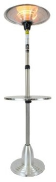 Lava Heat Italia Pub Table Deluxe modern-nightstands-and-bedside-tables