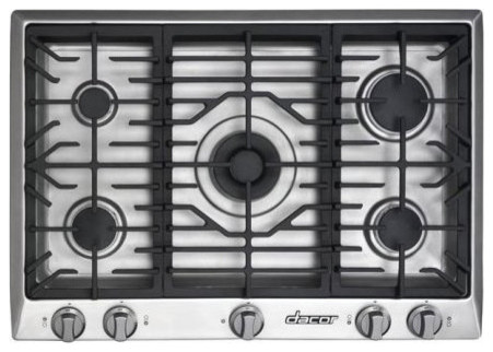 """Dacor Distinctive 30"""" Gas Cooktop, Stainless Steel 